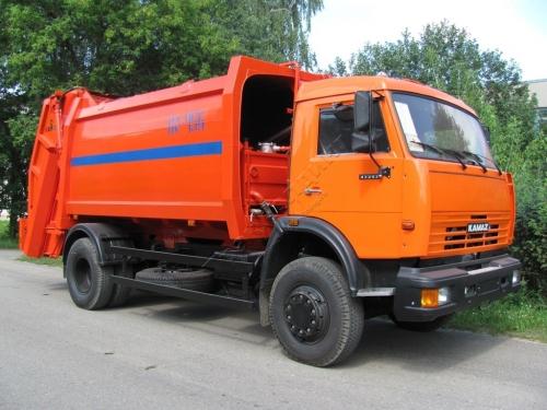 Новинки из набережных челнов: фургоны-рефрижераторы на шасси камаз-65207