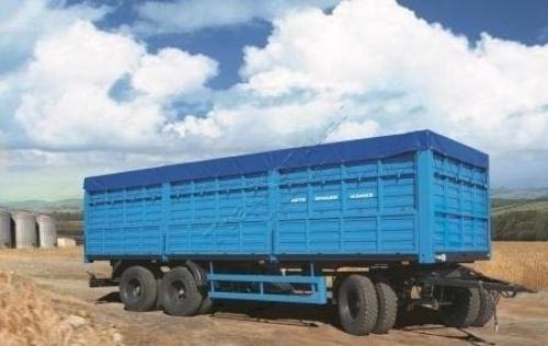 >Прицеп бортовой НЕФАЗ 8332-04 зерновоз